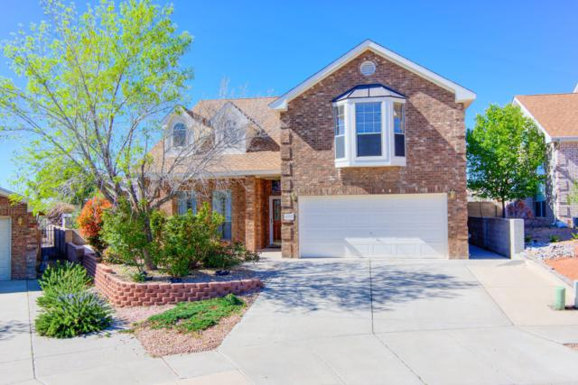 4508 Agate Hills Road NW, Albuquerque, NM 87114 (MLS #942592) :: Campbell & Campbell Real Estate Services