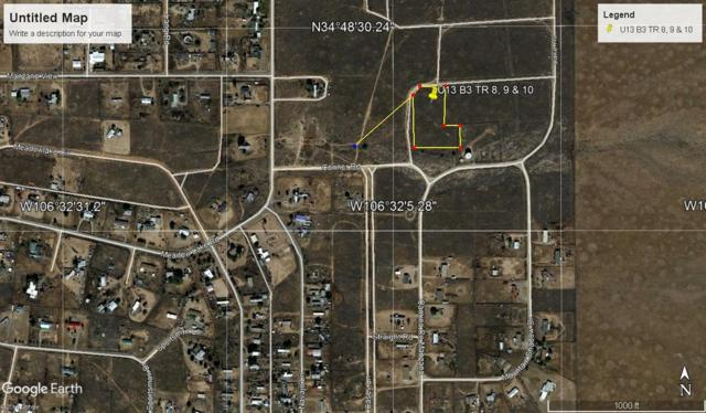 Conner Rd, Meadow Lake, NM 87031 (MLS #942597) :: Campbell & Campbell Real Estate Services