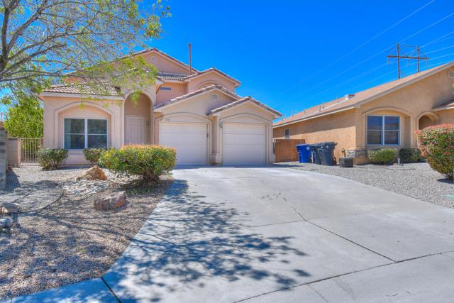 6716 Upper Canyon Court NW, Albuquerque, NM 87120 (MLS #942645) :: The Bigelow Team / Realty One of New Mexico