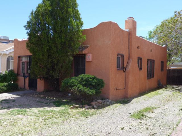 720 Marquette Avenue NW, Albuquerque, NM 87102 (MLS #942727) :: Campbell & Campbell Real Estate Services