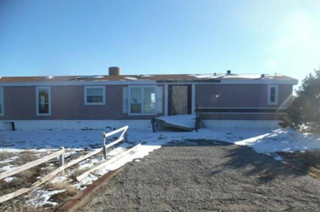 48 Pinon Road, Edgewood, NM 87015 (MLS #942784) :: Campbell & Campbell Real Estate Services