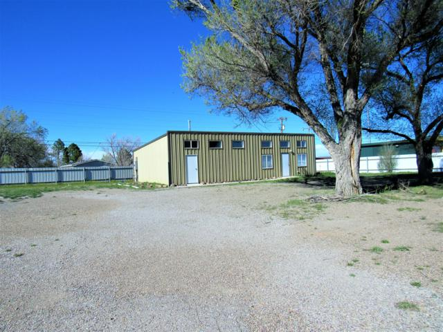 817 Us Route 66, Moriarty, NM 87035 (MLS #942873) :: Silesha & Company