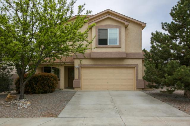 3334 Hunters Meadows Circle NE, Rio Rancho, NM 87144 (MLS #942883) :: The Bigelow Team / Realty One of New Mexico