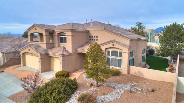 13104 Desert Moon Place NE, Albuquerque, NM 87111 (MLS #942919) :: The Bigelow Team / Realty One of New Mexico