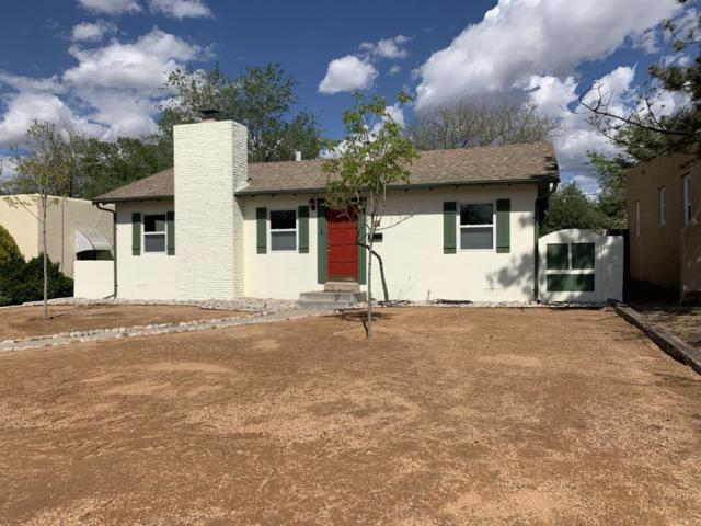 220 Wellesley Drive SE, Albuquerque, NM 87106 (MLS #942963) :: Campbell & Campbell Real Estate Services
