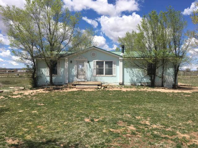 9 Peace Lane, Moriarty, NM 87035 (MLS #942971) :: Berkshire Hathaway HomeServices Santa Fe Real Estate