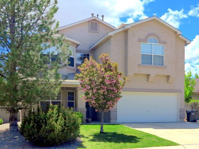 3434 Hunter Meadows Circle NE, Rio Rancho, NM 87144 (MLS #942995) :: The Bigelow Team / Realty One of New Mexico