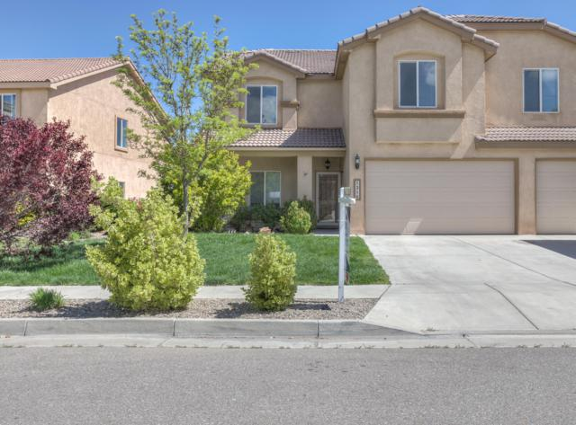 1316 Summer Breeze Drive NW, Albuquerque, NM 87120 (MLS #943047) :: Silesha & Company