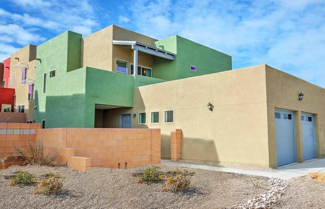 1605 Borrego Drive SE, Albuquerque, NM 87123 (MLS #943069) :: Campbell & Campbell Real Estate Services