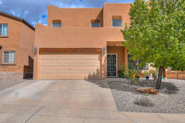 3801 Ophelia Avenue NW, Albuquerque, NM 87120 (MLS #943242) :: Silesha & Company