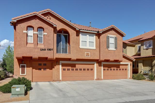 601 Menaul Boulevard NE Unit 1901, Albuquerque, NM 87107 (MLS #943312) :: Campbell & Campbell Real Estate Services