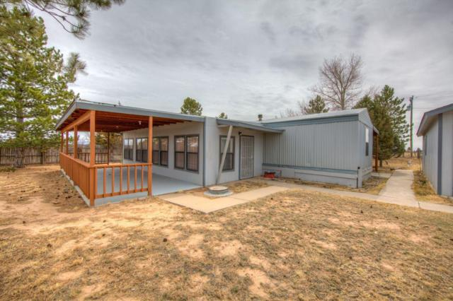 161 Mcnabb Road, Moriarty, NM 87035 (MLS #943363) :: Campbell & Campbell Real Estate Services