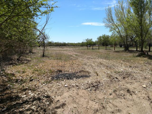 Jaramillo Rd, Belen, NM 87002 (MLS #943378) :: The Buchman Group
