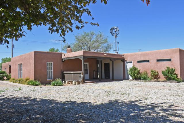 7667 Corrales Road NW, Corrales, NM 87048 (MLS #943474) :: Campbell & Campbell Real Estate Services