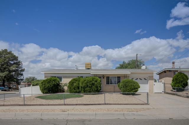 701 Grace Street NE, Albuquerque, NM 87123 (MLS #943488) :: Campbell & Campbell Real Estate Services