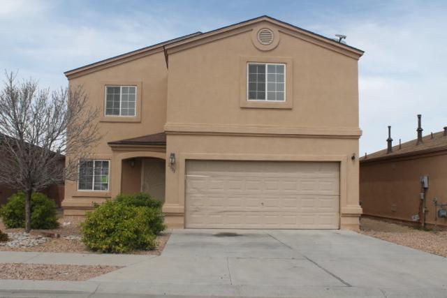 8505 Mesa Springs Avenue SW, Albuquerque, NM 87121 (MLS #943531) :: Silesha & Company