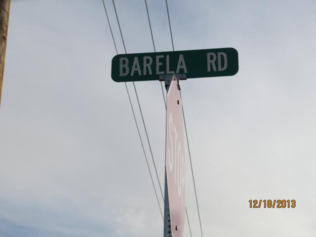Barela Road, Belen, NM 87002 (MLS #943577) :: The Bigelow Team / Realty One of New Mexico