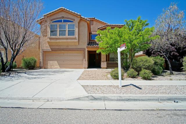 4505 Los Valles Drive NW, Albuquerque, NM 87120 (MLS #943832) :: Campbell & Campbell Real Estate Services