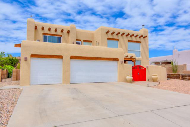 2115 Rivers Edge Drive NE, Rio Rancho, NM 87144 (MLS #943983) :: The Bigelow Team / Realty One of New Mexico