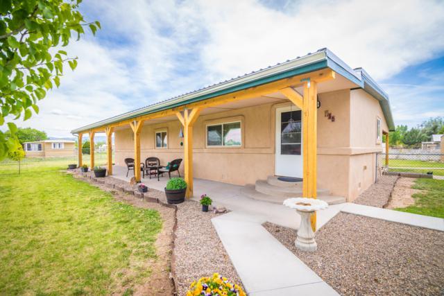 16 Yerba Road, Los Lunas, NM 87031 (MLS #944002) :: Silesha & Company