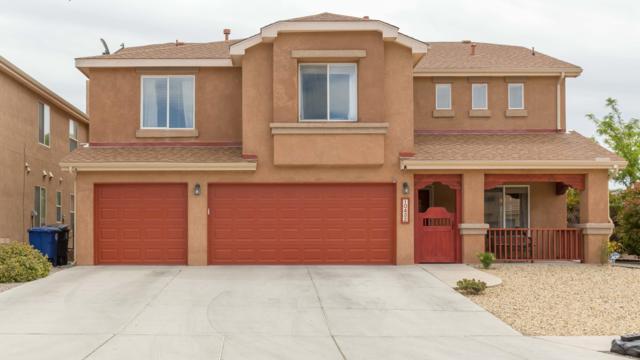 10432 Calle Alava NW, Albuquerque, NM 87114 (MLS #944075) :: Silesha & Company