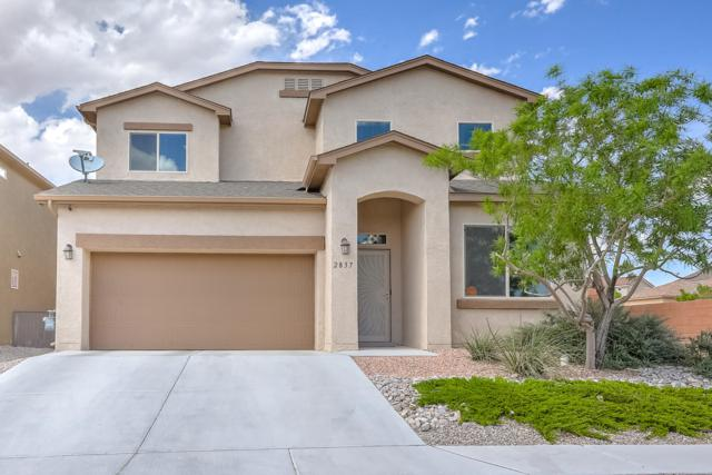 2837 Bayas Road SE, Rio Rancho, NM 87124 (MLS #944100) :: The Bigelow Team / Realty One of New Mexico