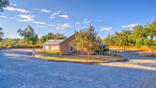 808 West Meadowlark Lane, Corrales, NM 87048 (MLS #944123) :: The Bigelow Team / Realty One of New Mexico