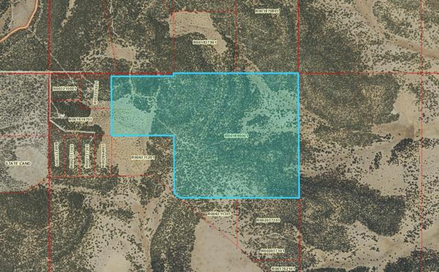 0 Ballenger Ranch Road, Edgewood, NM 87015 (MLS #944134) :: Campbell & Campbell Real Estate Services