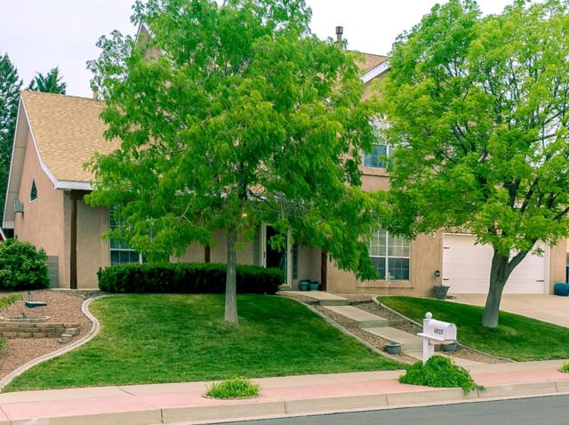 6717 Seville Place NW, Albuquerque, NM 87120 (MLS #944149) :: The Bigelow Team / Realty One of New Mexico