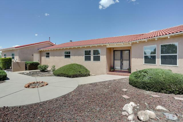 989 Lynx Loop NE, Albuquerque, NM 87122 (MLS #944190) :: The Bigelow Team / Realty One of New Mexico