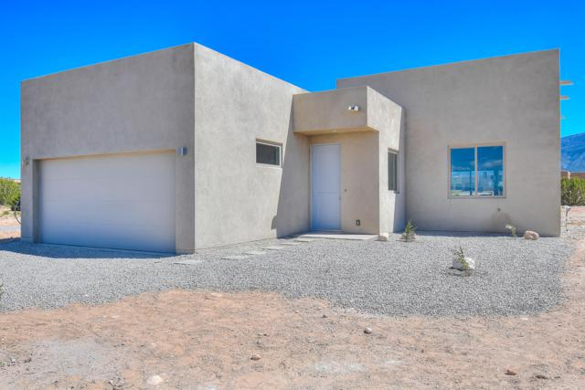 62 Palomino Road, Placitas, NM 87043 (MLS #944256) :: Campbell & Campbell Real Estate Services