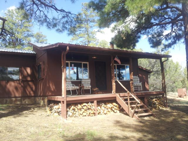 123 Jubilee Trail, Ramah, NM 87321 (MLS #944275) :: Silesha & Company