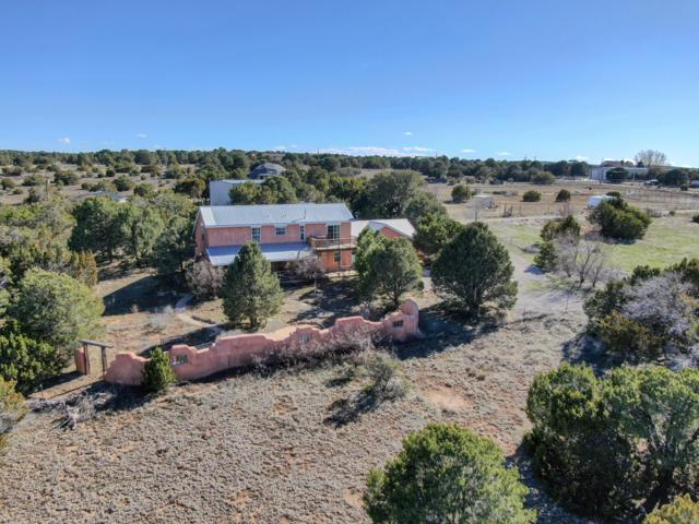 10 Morning View Lane, Edgewood, NM 87015 (MLS #944288) :: The Bigelow Team / Realty One of New Mexico
