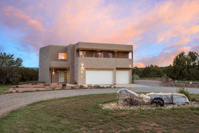 30 Joe Mae Road, Edgewood, NM 87015 (MLS #944306) :: The Bigelow Team / Realty One of New Mexico