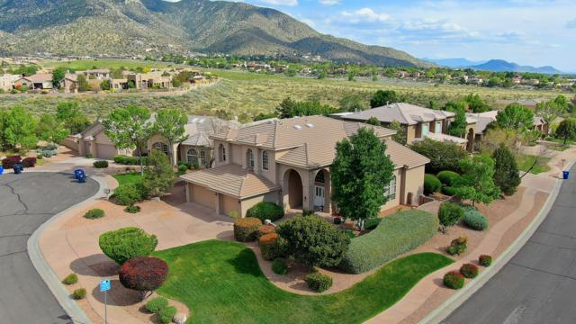12800 Calle Del Oso Place NE, Albuquerque, NM 87111 (MLS #944310) :: The Bigelow Team / Realty One of New Mexico
