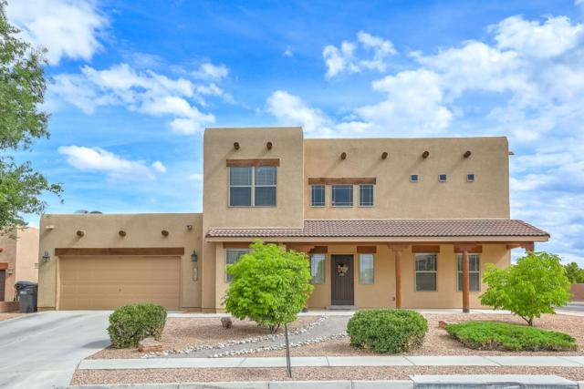 1648 Arbolera Loop SE, Rio Rancho, NM 87124 (MLS #944312) :: The Bigelow Team / Red Fox Realty