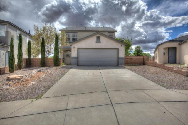 5233 Caprock Drive NE, Rio Rancho, NM 87144 (MLS #944405) :: The Bigelow Team / Realty One of New Mexico