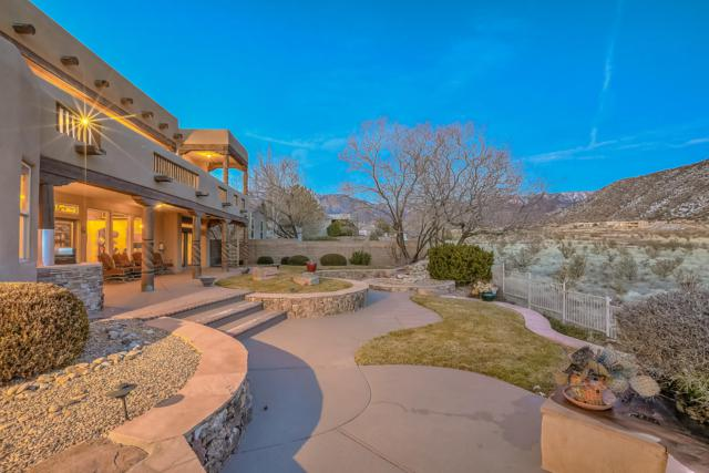 5400 High Canyon Trail NE, Albuquerque, NM 87111 (MLS #944415) :: The Bigelow Team / Realty One of New Mexico