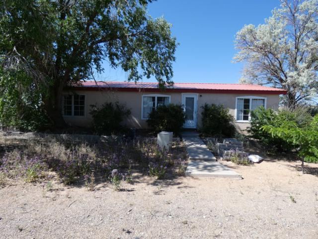 1041 Angel Road, Corrales, NM 87048 (MLS #944422) :: Campbell & Campbell Real Estate Services