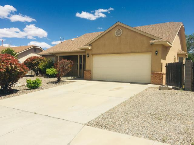 6924 Concord Hills Loop NE, Rio Rancho, NM 87144 (MLS #944430) :: The Bigelow Team / Realty One of New Mexico