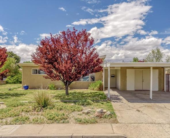 2511 Stevens Drive NE, Albuquerque, NM 87112 (MLS #944453) :: Silesha & Company