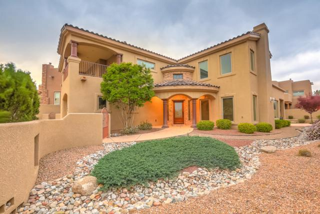 5105 Coyote Hill Way NW, Albuquerque, NM 87120 (MLS #944465) :: The Bigelow Team / Realty One of New Mexico