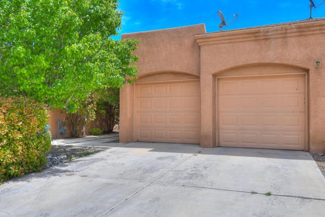 512 Kally Court NE, Albuquerque, NM 87123 (MLS #944487) :: Silesha & Company