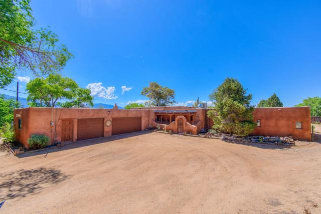 159 El Rey Drive, Corrales, NM 87048 (MLS #944499) :: The Bigelow Team / Realty One of New Mexico