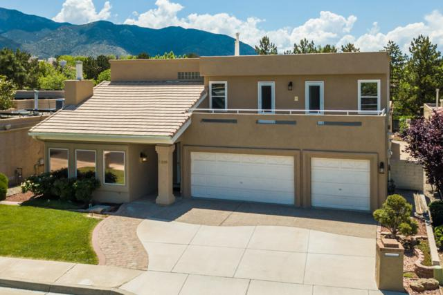 11516 Woodmar Lane NE, Albuquerque, NM 87111 (MLS #944503) :: The Bigelow Team / Realty One of New Mexico