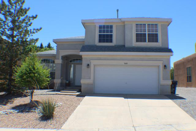 7408 Carbondale Court NW, Albuquerque, NM 87114 (MLS #944588) :: The Bigelow Team / Realty One of New Mexico