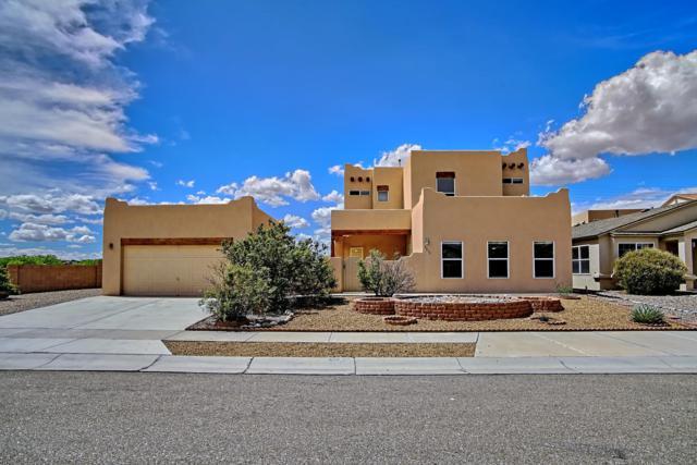 8035 Bluffs Edge Place NW, Albuquerque, NM 87120 (MLS #944604) :: Silesha & Company