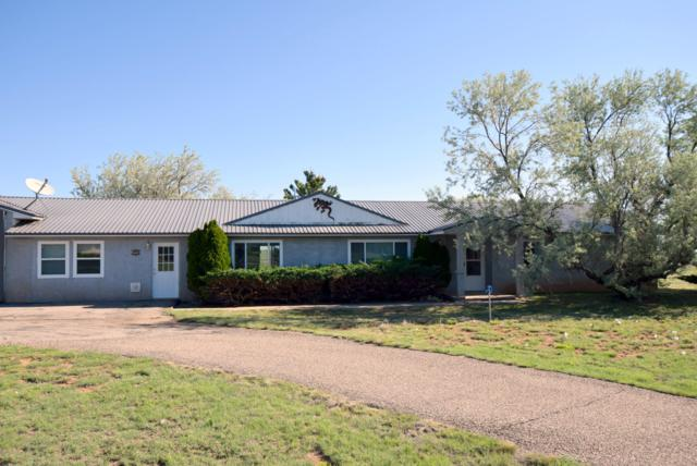 35 Blanco Drive, Edgewood, NM 87015 (MLS #944667) :: Campbell & Campbell Real Estate Services