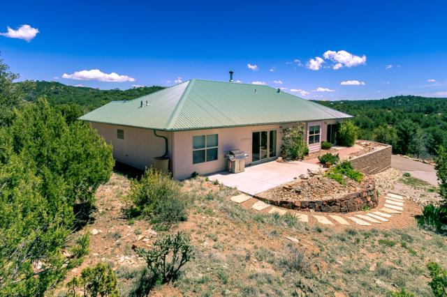 15 Eagle Run Court, Sandia Park, NM 87047 (MLS #944696) :: The Bigelow Team / Realty One of New Mexico