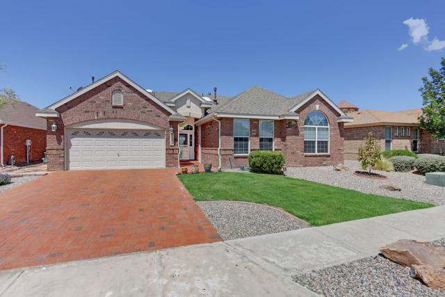 1209 Ruffian Court SE, Albuquerque, NM 87123 (MLS #944708) :: The Bigelow Team / Realty One of New Mexico